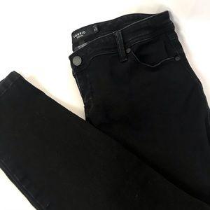 Torrid Women's Black Jeans Size 14